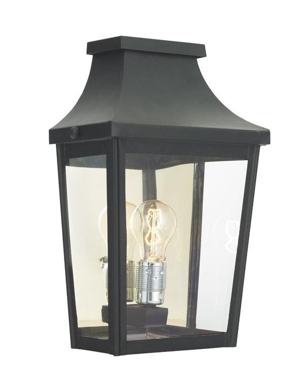 Lampa Zewnętrzna ścienna Kinkiet Ogrodowy Norlys London 497 Różne