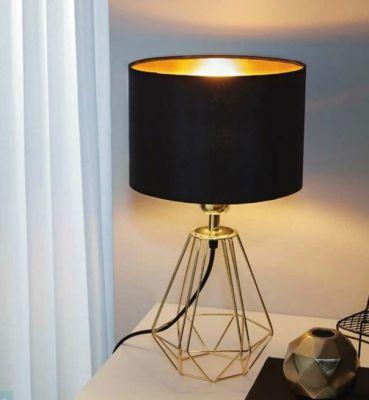 Beroemd Lampa stołowa druciana LOFT VINTAGE CARLTON 2 95788 Eglo &TG75